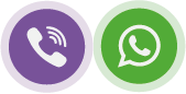 Viber, Telegram, WhatsApp