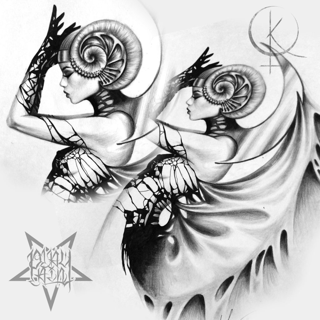 Эскиз девушки в реализме,подойдет для татуировки на плече либо тату на бедре