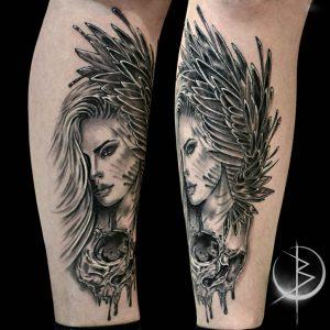 Маскировка шрамов. Как избавиться от шрамов навсегда с помощью татуировки.